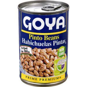 Goya Pinto Beans 15.5oz (50 Haven)