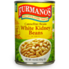 Furmano's White Kidney Beans - 15.5 oz