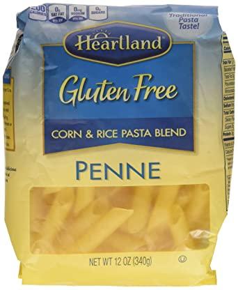 Heartland Gluten Free Corn & Rice Pasta Blend Penne - 12 oz