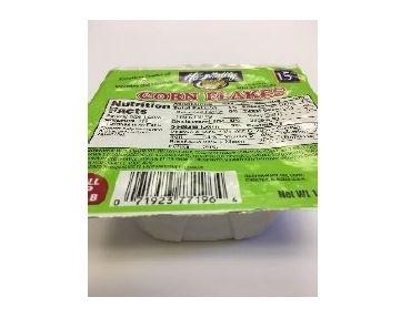 Hospitality Corn Flakes - 1 oz 28 g