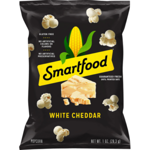 [DONATION] Smartfood White Cheddar 1 oz. bag (50 Haven)