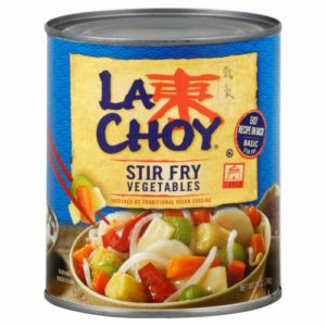 [DONATION] La Choy Stir Fry Vegetables (Medical Center)