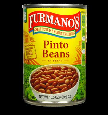 Furmano's Pinto Beans