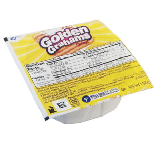Cereal Golden Grahams 1 oz. (Lerner)