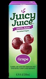 Grape Juicy Juice – 4.23 fl oz. (Lerner)