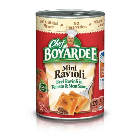 Chef Boyardee Mini Ravioli 15. oz