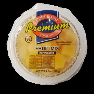 Port Royal Fruit Mix in Pear Juice - 4.5 oz