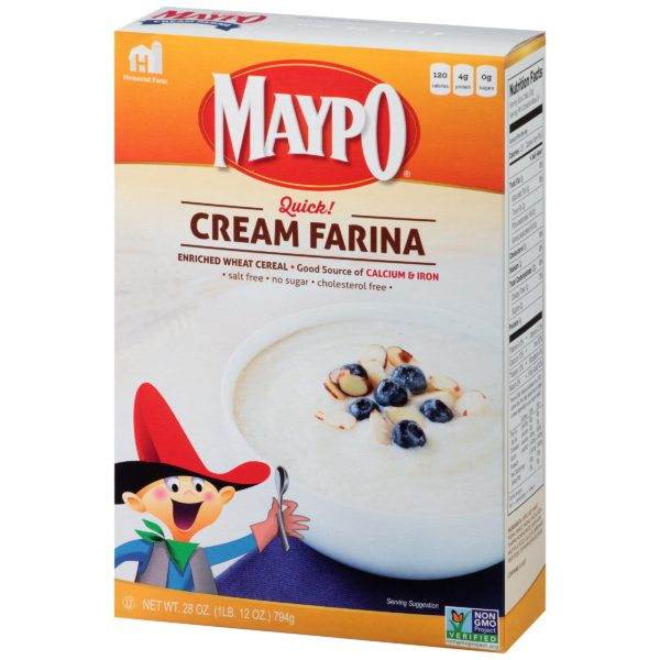 Maypo Cream Farina 28 oz